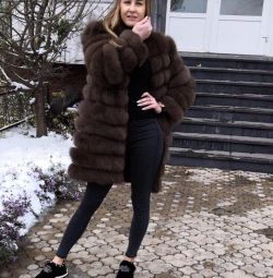 Μεταλλικό παλτό