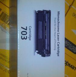 Картридж на Canon 703