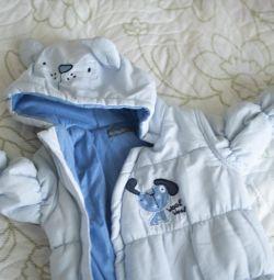 Jumpsuit Baby go p. 62 demi-season