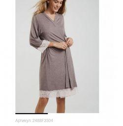 New Defile bathrobe