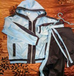 Sports suit S
