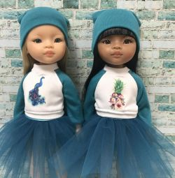 Clothes for Paola Reina ? doll