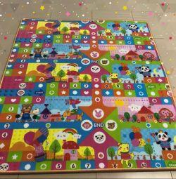 Дитячі килимки 180/200