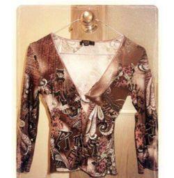 Bluză tricotată