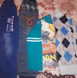Blugi, pantaloni, tricouri
