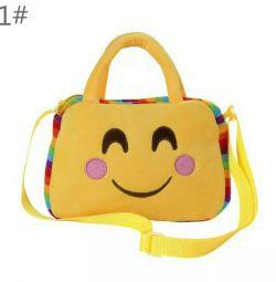 Handbags, backpacks