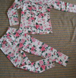 Noile pijamale rn 95-110.