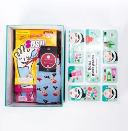 foot makeup kit