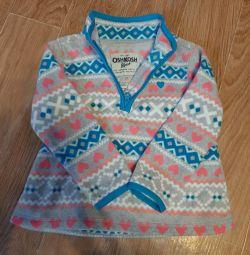 Bluză din fleece