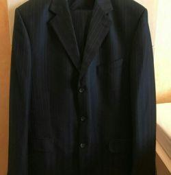 Men's suit 194-104-92 after x / cleaning