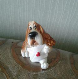 Doggie figurină