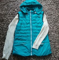 Vest and jacket (mail)