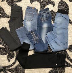 Jeans și multe altele