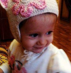 καπέλα για κορίτσι
