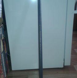 Door horizontal bar