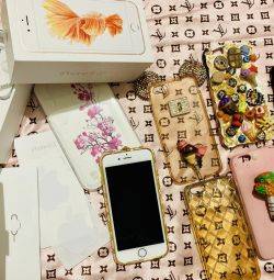 iPhone 6s gold rose 64 gb