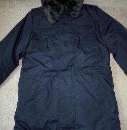 Winter jacket 50size