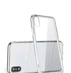 iPhone X / Xs Silicon și Samsung Case