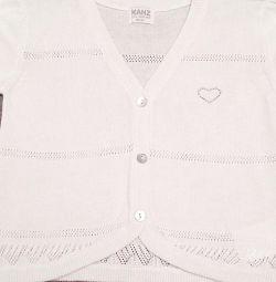 Βαμβακερή μπλούζα Kanz ρ.104 + 6
