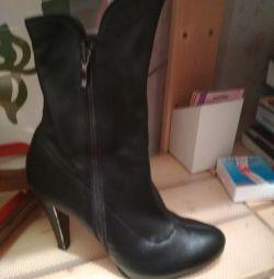 Boots Gray mer