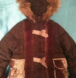 Kız için ceket 128/134