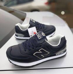 Pantofi noi NewBalance
