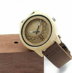 Watch tree leather natures new