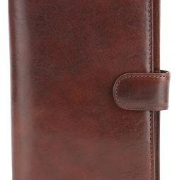 New leather husbands. Tony Perotti Wallets (Italy)