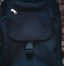 Men's bag (backpack)