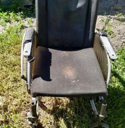 Инвалидная коляска для дома
