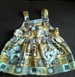 Νέο φόρεμα για 1,5 - 2 χρόνια