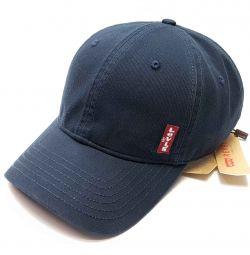 Șapcă de baseball Levis Revel (albastru)
