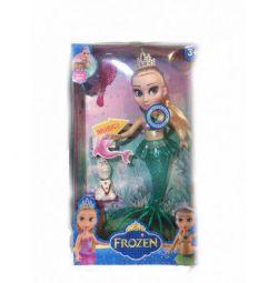 Papusa sirena congelata Elsa