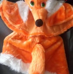 Fox costume for matinees