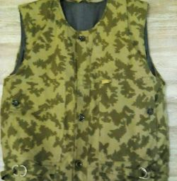 Vest on natural fur pp 52-54