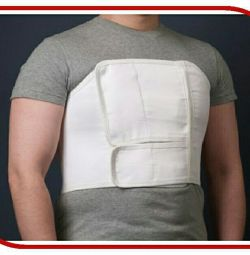 Bandage chest and abdominal male