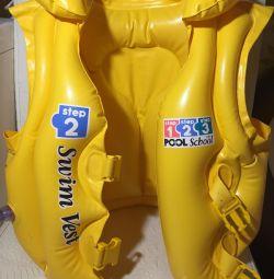 Children's safety vest INTEX STEP2