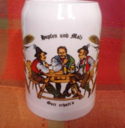 Mug of beer new