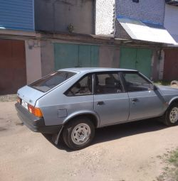 Moskvich 2141, 1991