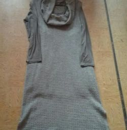 Φόρεμα με χιτώνα