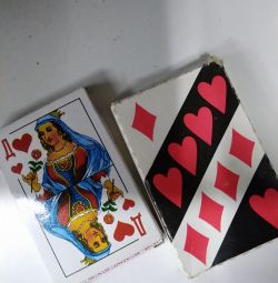 Playing Cards (New)