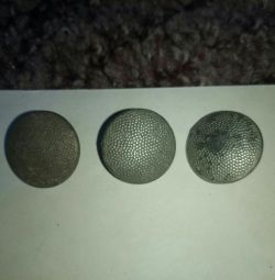 Vintage buttons 18-19 century