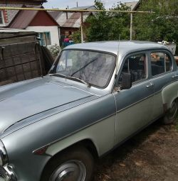 İçinde Moskvich-403, 1954 satıyorum