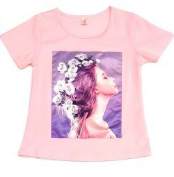 New T-shirt (95% cotton)
