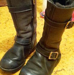 Χειμερινές μπότες για παιδιά Skorokhodi 28r