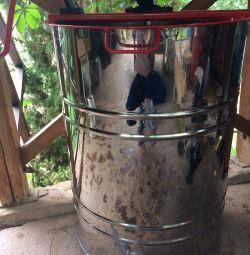 Separator de miere din oțel inoxidabil