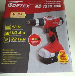 Wortex BD 1210 DNi Drill