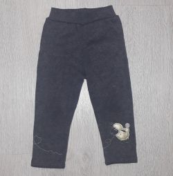 Warm trousers 86 p.