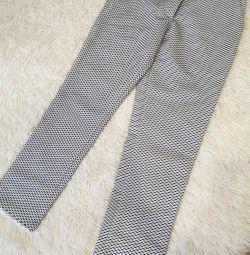 Kısaltılmış zara44-46 pantolon