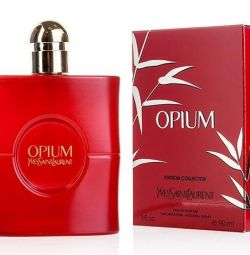 YSL Opium Rouge Fatal Edition Collector Perfume